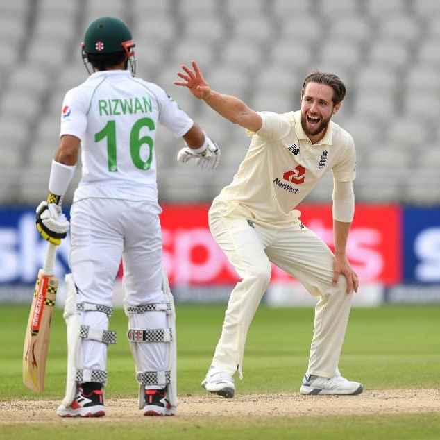 We can turn the tables on Pakistan, says England pacer Chris Woakes