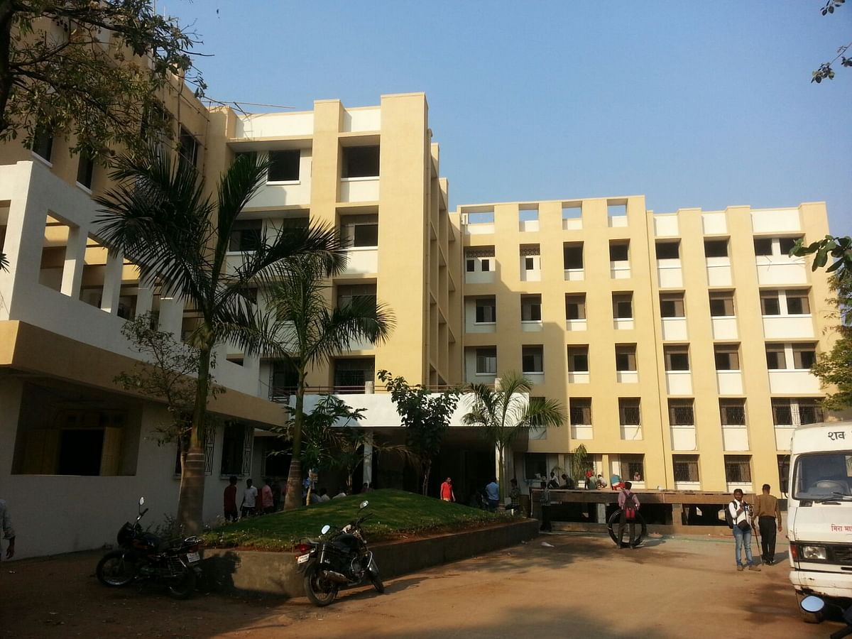 The dedicated covid facility in Bhayandar which has displayed an excellent recovery rate.