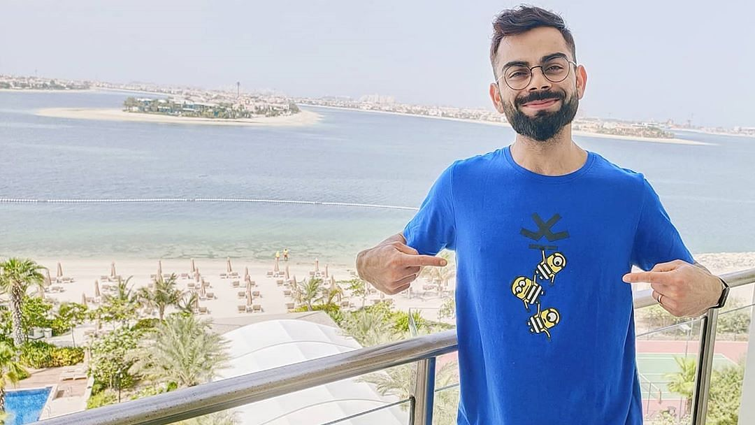 Thode se healthy ho jao: Twitter user really worried about Virat Kohli's lean physique