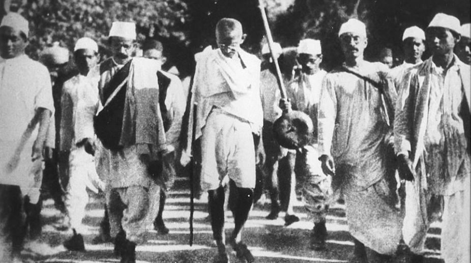 Martyrs remembered on 'Quit India' day