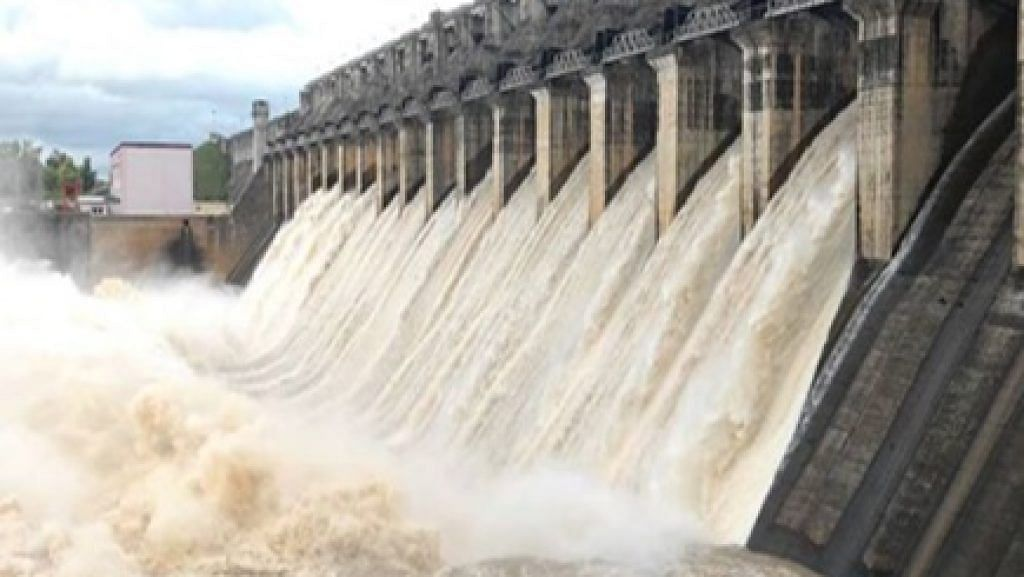 Rain in east MP: Dams' sluice gates opened