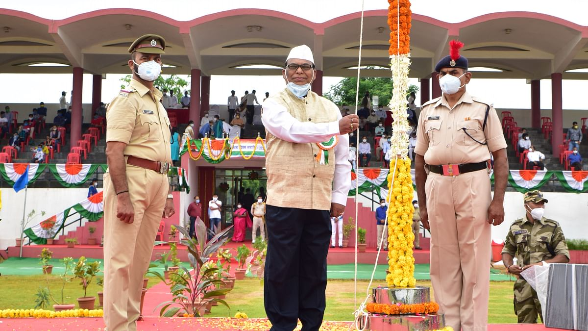 NTPC-Solapur celebrates 74th Independence Day
