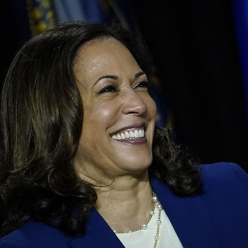 Did Kamala Harris lie about her grandfather being a freedom fighter and 'Secretary of State'?