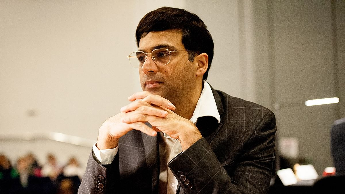 'There is drop off in attitude of sports ministry towards chess': Viswanathan Anand to FPJ after Chess Olympiad win