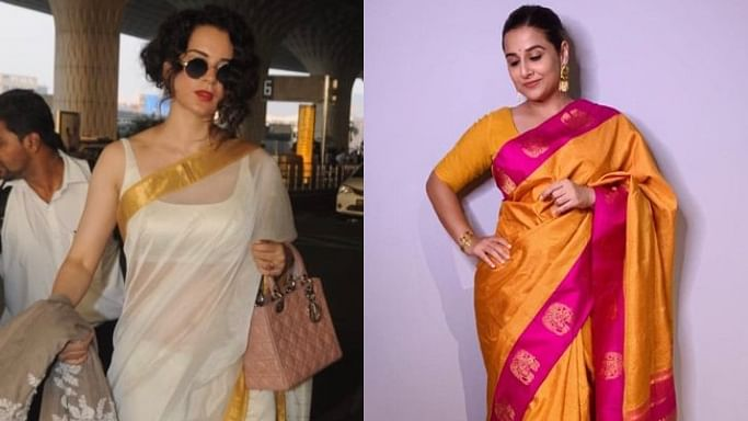 National Handloom Day 2020: Priyanka, Kangana, Janhvi share their ethnic looks