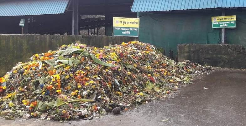 Garbage recycle: NMMC to convert 21 tonne wet waste into fertilizer to keep city clean
