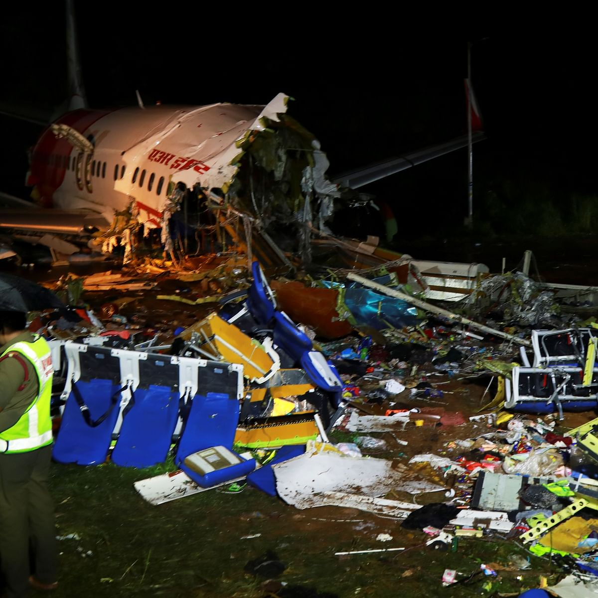 Calicut Air India Plane Crash: Death toll rises to 17; 2 pilots dead, all 4 crew members safe, says Air India Express