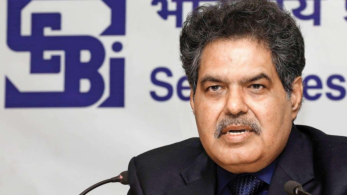 Not forcing anyone to invest in small-caps: Sebi chief Ajay Tyagi