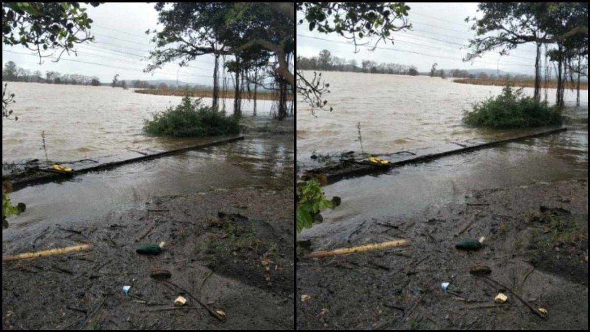 Maharashtra: Panchganga river crosses warning level in Kolhapur