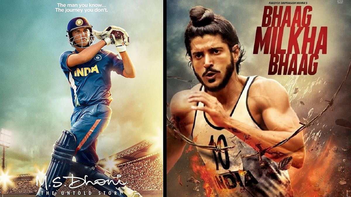 National Sports Day 2020: From Sushant Singh Rajput to Farhan Akhtar - actors who portrayed sports icons