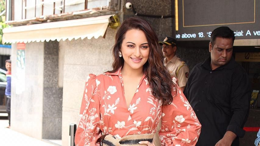 Sonakshi Sinha's cyber bully lands in real jail from virtual space