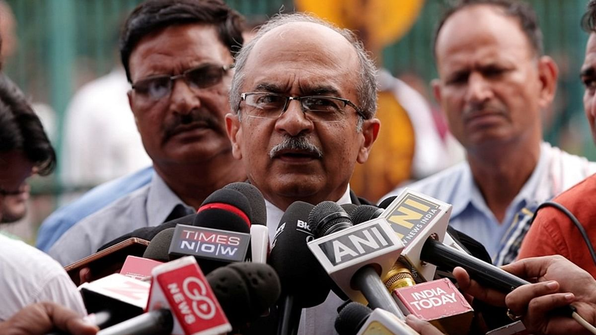 From CBI to Justice Karnan: Every time Prashant Bhushan accused others of contempt of court