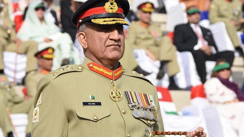 Pakistan Army chief General Qamar Javed Bajwa