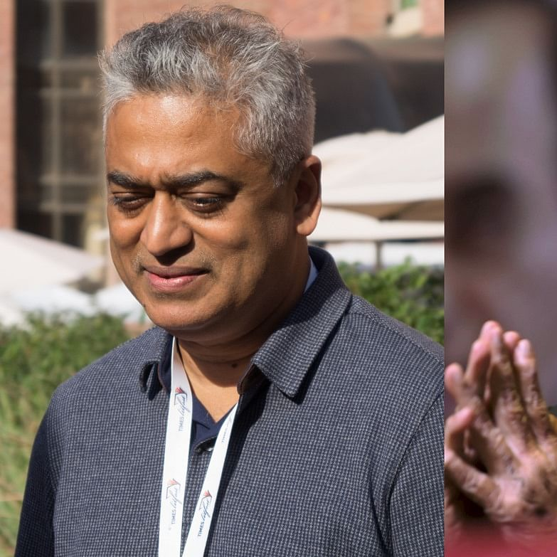 What happened after Pranab Mukherjee 'scolded' Rajdeep Sardesai?