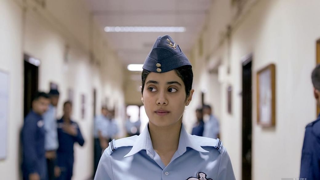 Gunjan Saxena The Kargil Girl Review Misses Out On Probing Deeper Into The Subject