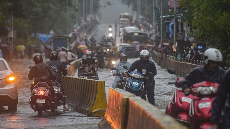 Navi Mumbai Rains: How much it rained in Vashi, Khoparkhairne, Airoli, Nerul, and Belapur on August 13, 2020