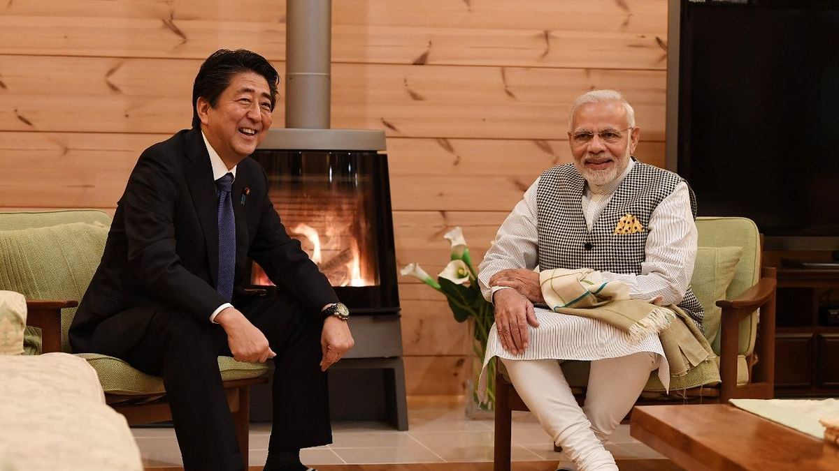 PM Modi wishes a speedy recovery to his 'dear friend' Shinzo Abe