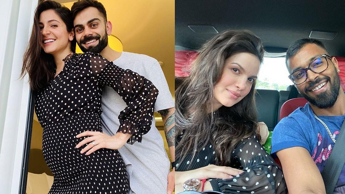 #VIRUSHKABaby: Did Anushka Sharma wear the same outfit as Nataša Stanković to share her pregnancy news?