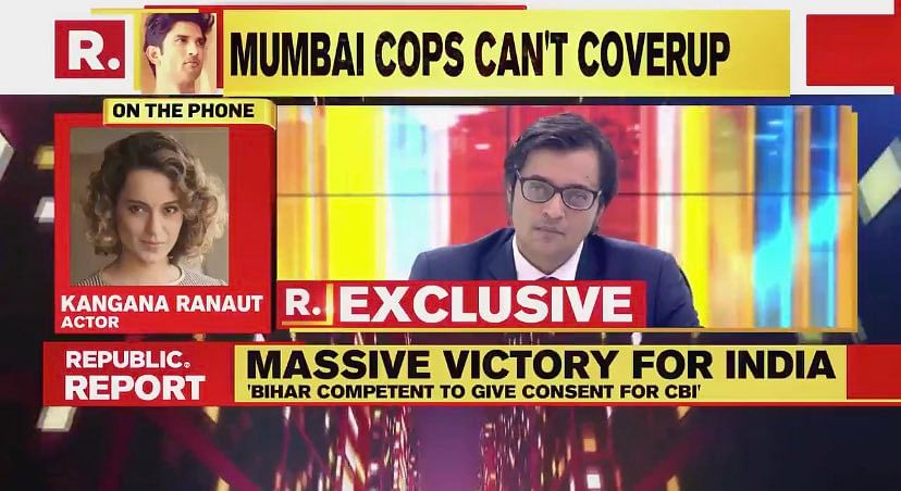 'Arnab was grilled for a day, he grilled them for 50 days': Twitter reacts to CBI probe for Sushant