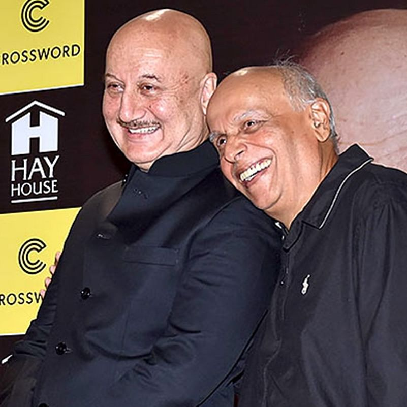 'I have been taught to not bite the hands that feed': Anupam Kher on Mahesh Bhatt's connection to Sushant's death