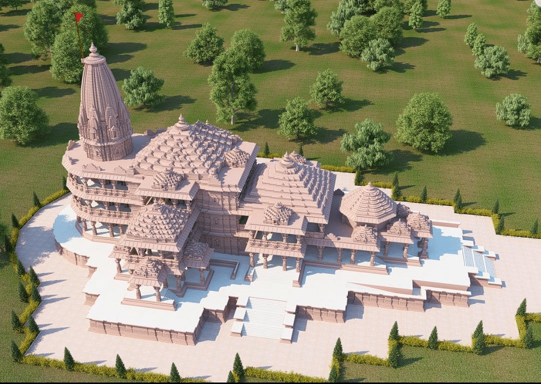 Ayodhya Bhoomi Pujan: Trust reveals pics of proposed model of Ram Temple