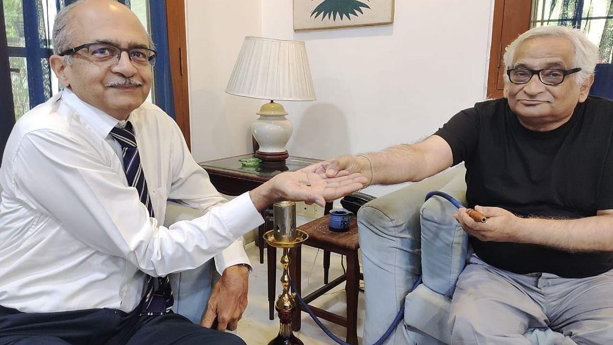 At last, Prashant Bhushan chose discretion over valour