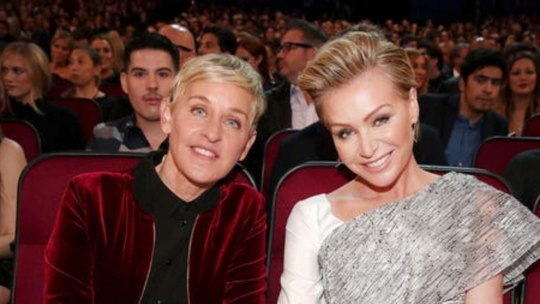Burglary at Ellen DeGeneres, wife Portia de Rossi's house was an 'inside job', say authorities