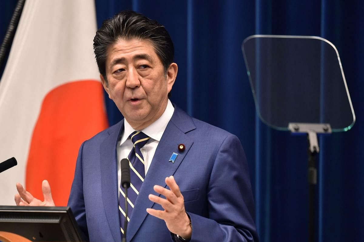 Why did Japan PM Shinzo Abe resign?