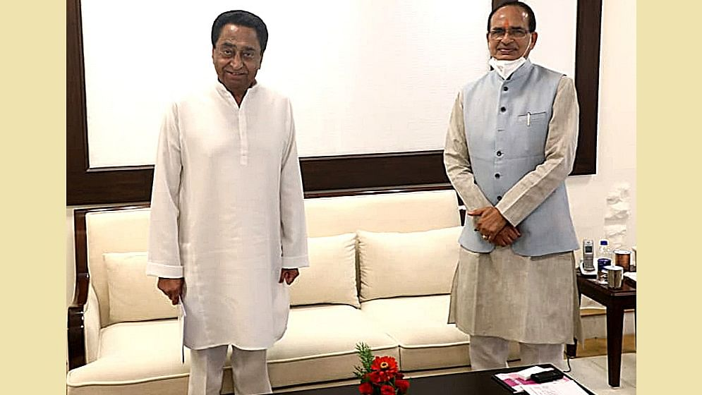 Madhya Pradesh: Kamal Nath hits out at Shivraj Chouhan-govt; says 'they only work when elections are around'