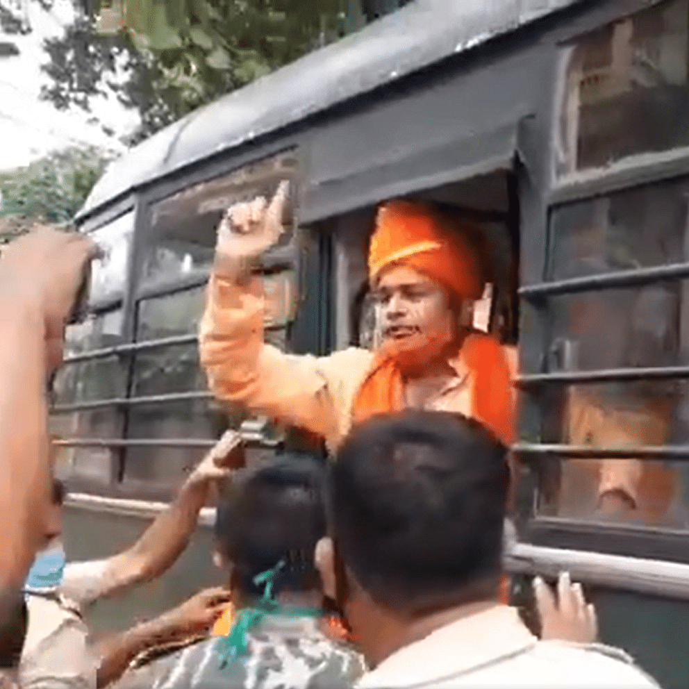 Ayodhya Bhoomi Pujan: Mamata govt arrests BJP leaders for flouting complete lockdown, holding celebrations