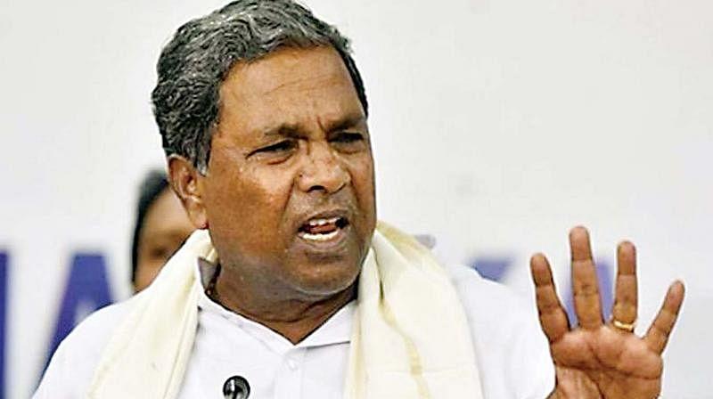 Amendment to land reforms law: Siddaramaiah seeks Modi's intervention