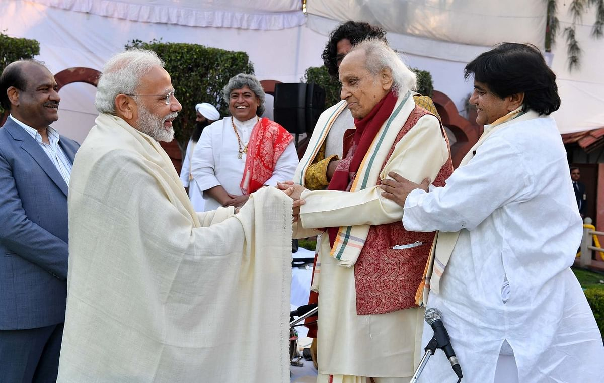 Sangeet Martand Pandit Jasraj passes away: PM Modi, others condole his demise