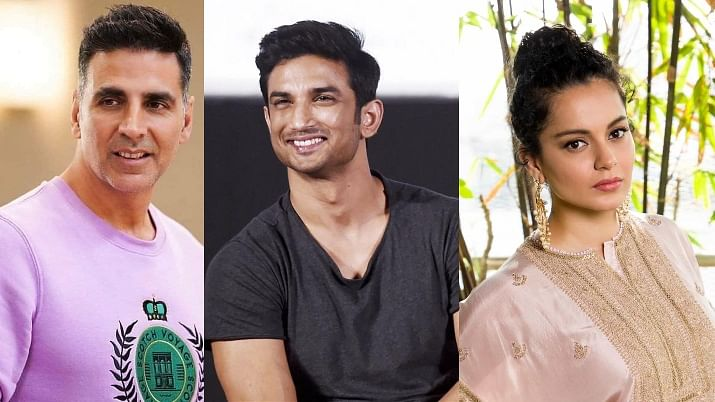 SC orders CBI probe for Sushant's death: Akshay Kumar, Kangana Ranaut and other Bollywood celebs welcome the decision