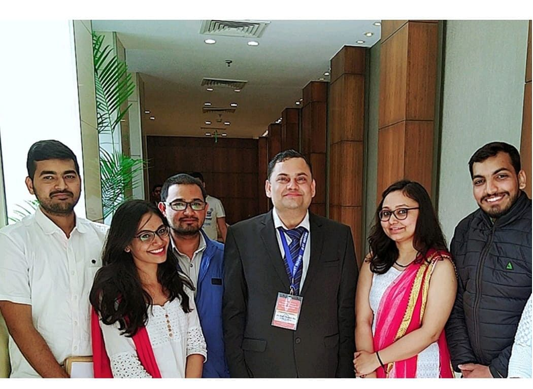 The institute's Infection Bio-engineering group headed by assistant professor Dr Hem Chandra Jha conducted the study on associated comorbidities with COVID-19.