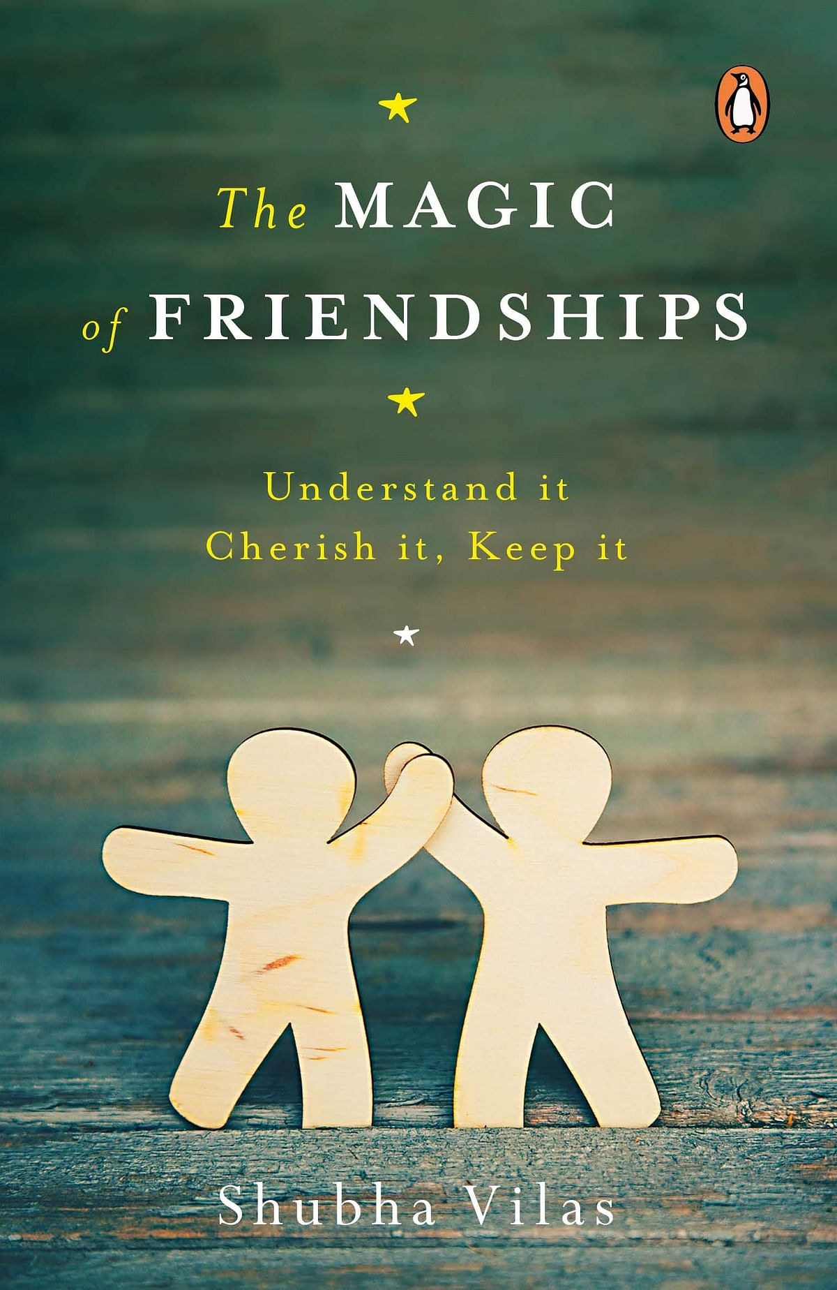 Friendship...can inspire people at a deeper level: Author Shubha Vilas
