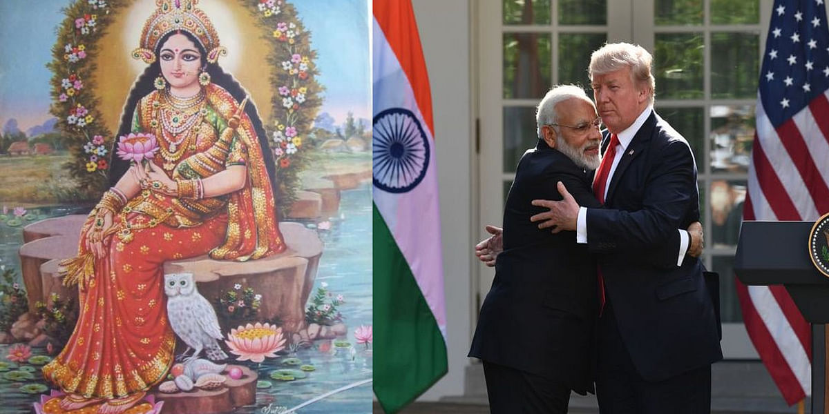 Goddess Lakshmi and the Owl connect: Why Trump's fan's 'ullu' remark might have deeper significance for Hindu Americans