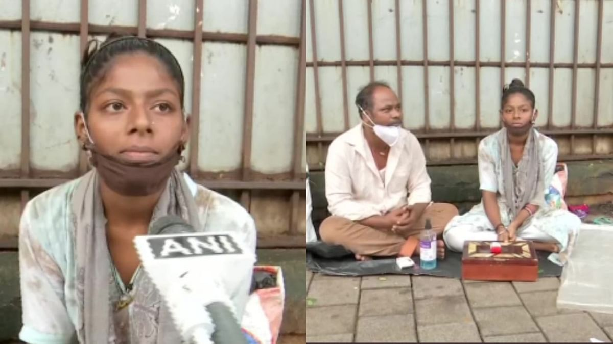 Good News: Remember Asma? 17-year-old Mumbai footpath dweller who cracked SSC exam; she got admission in prestigious KC College in Mumbai