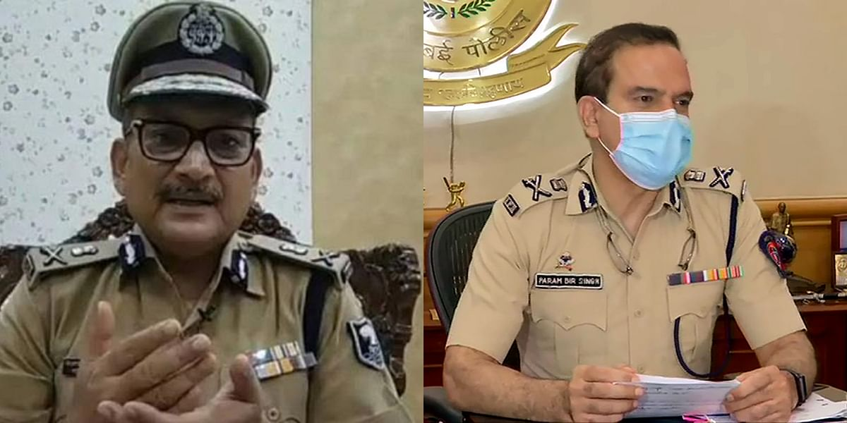 Watch: Bihar DGP trolls Mumbai Police on live TV