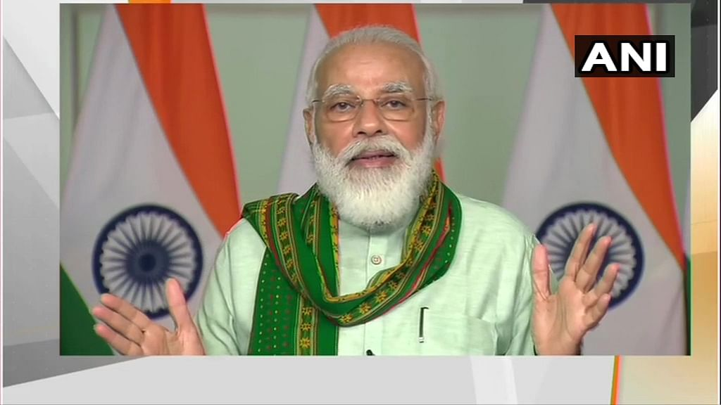 PM Modi launches financing facility worth Rs 1 lakh crore; releases sixth installment of Rs 17,100 crore for farmers