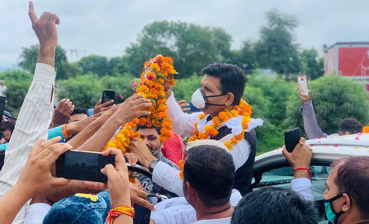 Madhya Pradesh: Scindia's visit to Indore, Ujjain targets only by-polls, claimed Congress media president Jitu Patwari