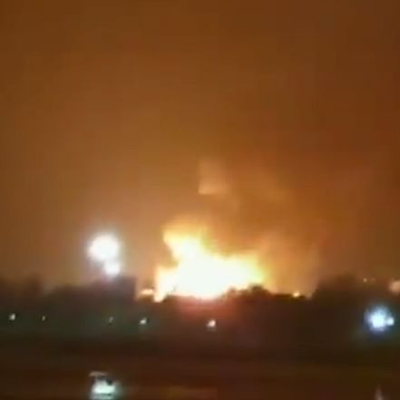 Fire breaks out at ONGC plant in Gujarat's Surat