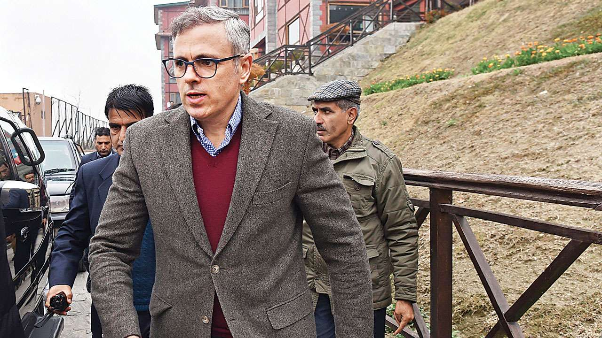 Omar Abdullah to vacate govt accommodation in Srinagar ...