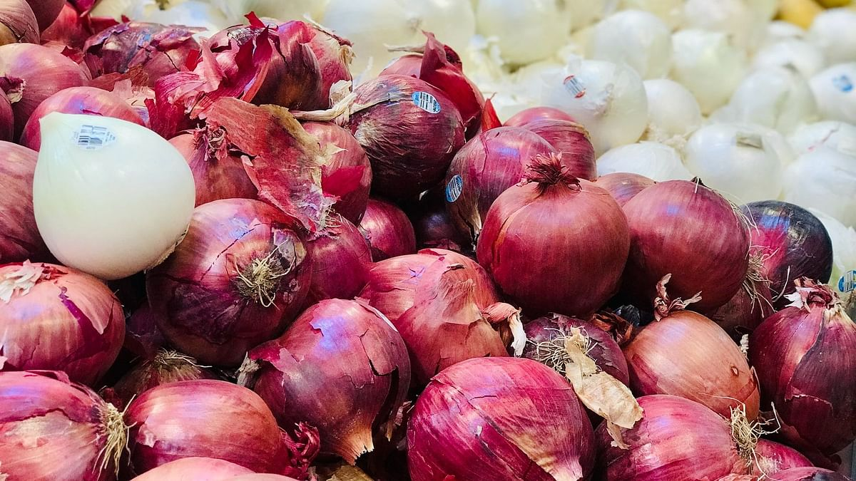 Govt bans export of onions with immediate effect