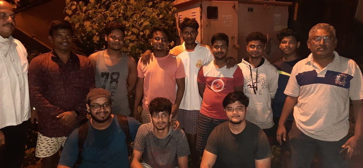 Into the woods: Hikers forced to spend night at Thane's Yeoor Hills; rescued next day