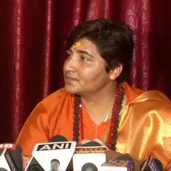 After CBI acquittal, Pragya Thakur's statement about 'demolishing Babri' goes viral
