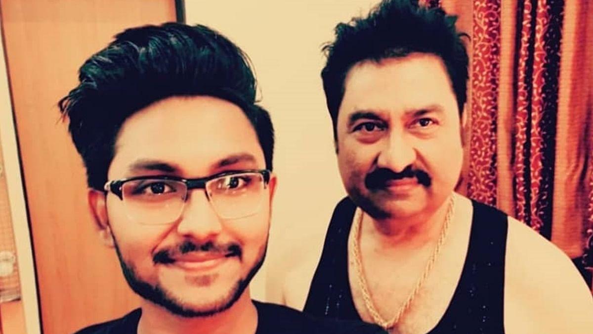 Is Kumar Sanu's son called Kumar Janu? The prodigal son speaks up