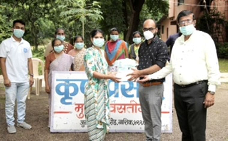 Nashik rural receives help from London NGO Wells on Wheels
