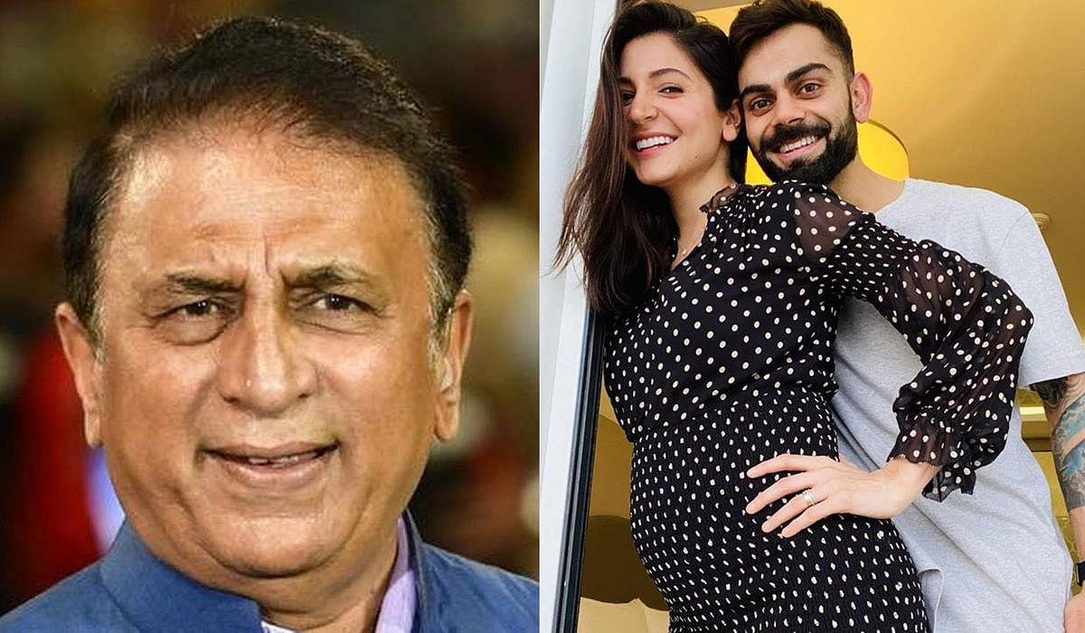 'Pretty vile and perverted': Twitter slams Sunil Gavaskar for dragging Anushka amid commentary on Virat's performance