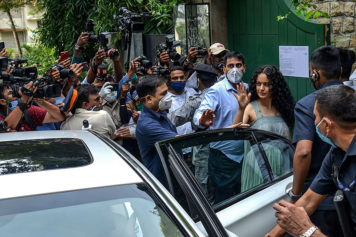 No illegal alterations were done, Kangana Ranaut tells Bombay High Court