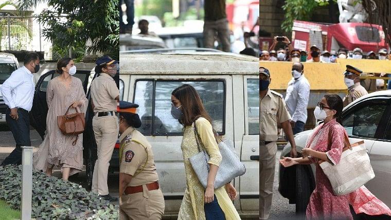 Deepika Padukone, Sara Ali Khan and Shraddha Kapoor drilled by separate NCB teams in drugs case